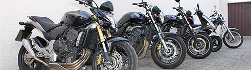 Verzichtserklärung Motorrad
